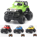Toy RC Car Jeep Dirt Vehicle Off Road Driving 4 Channel Boy Gift Chirstmas Children Present Christmas