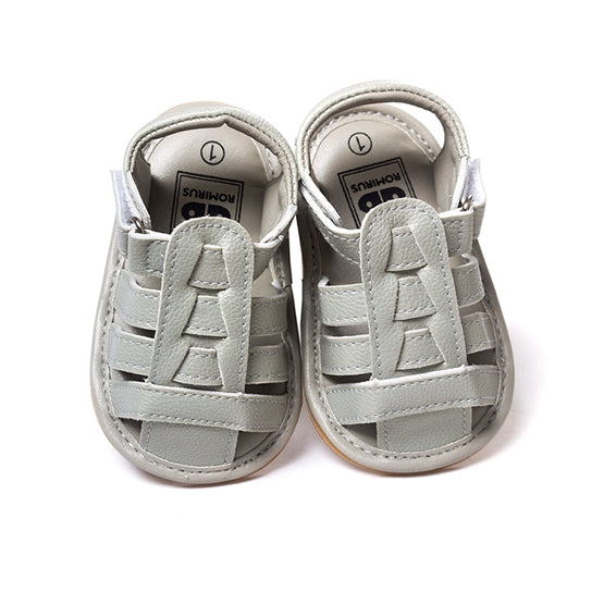 Newborn Baby Sandal Sneakers Summer Children Shoes Child Male Kids Girls Boys Prewalker  Leather Beach Baby Shoes