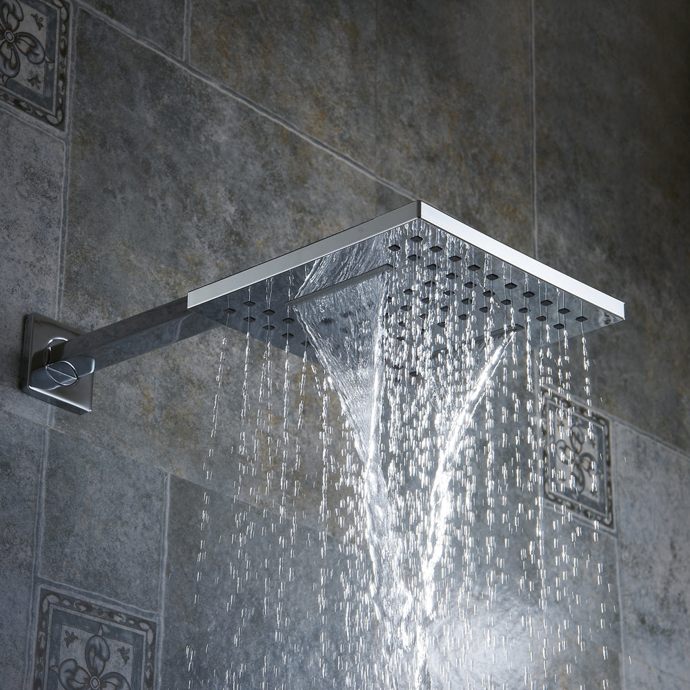 8 inch Bathroom rain shower faucets