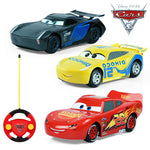 Disney Pixar Juguetes Carros McQueen Jackson Cruz Remote Control Car Toys Cars 3 Christmas Gifts for Kids Boys Birthday