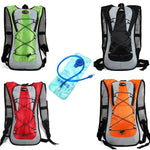 2L Camelback Hydration Water Bag Camping & Hiking Backpack