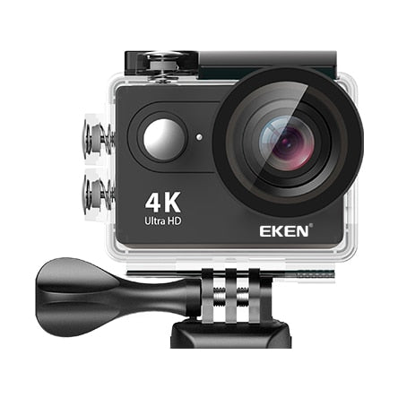 Go-4K HD Pro Sports Camera 60fps 2.0 LCD with Accessories