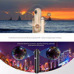 720 Degree Panoramic Camera HD Dual Wide Lens Video Camera for Android for IOS Wireless VR Action Outdoor Activity Camera