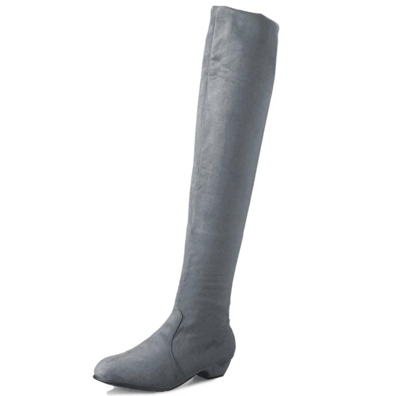 Woman's Knee High Boots