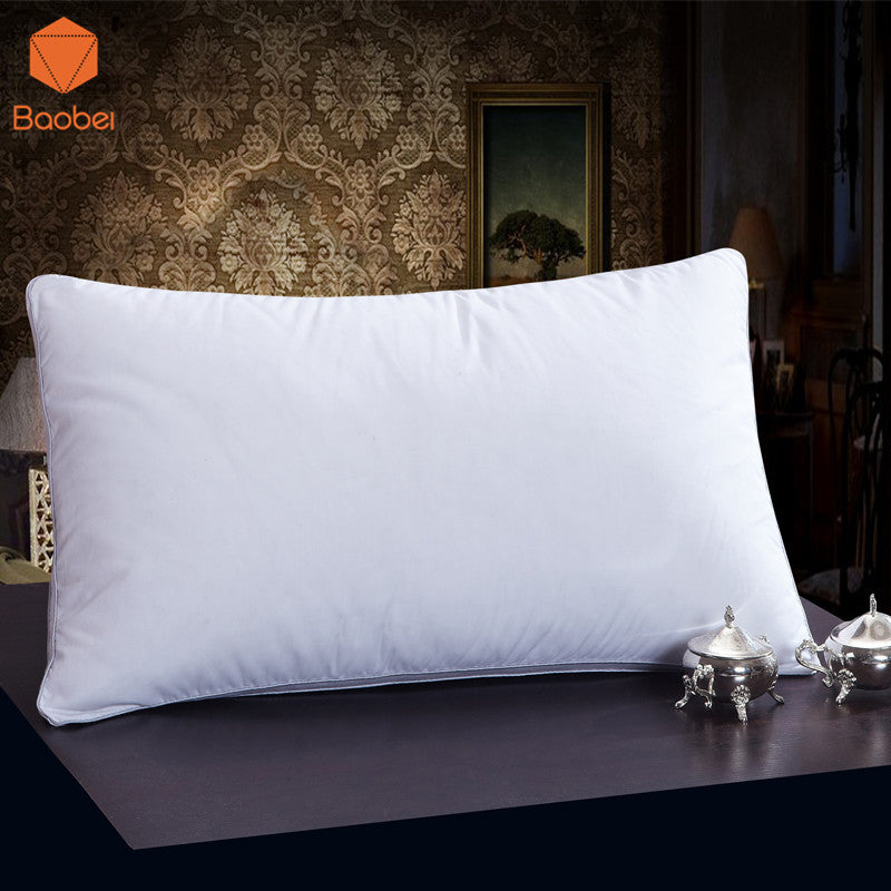1 Piece White Hotel Pillows