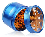 Heavy Duty 4 Layer Spice & Herb Grinder