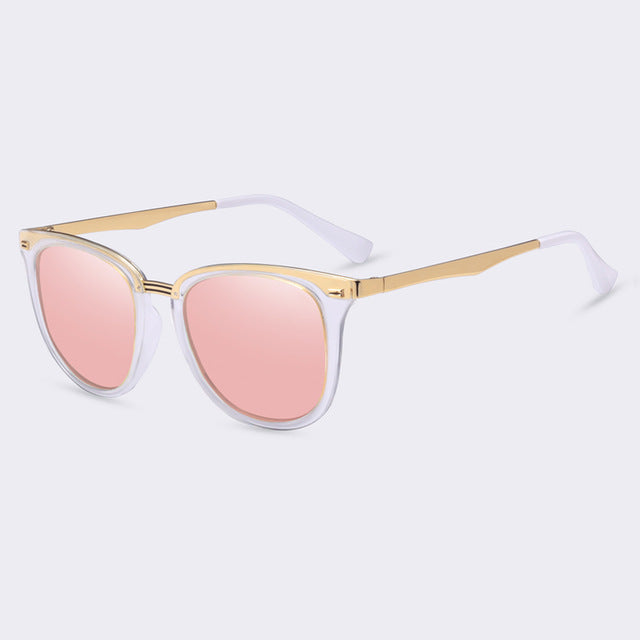 Women's Classic Polarized Vintage Sunglasses