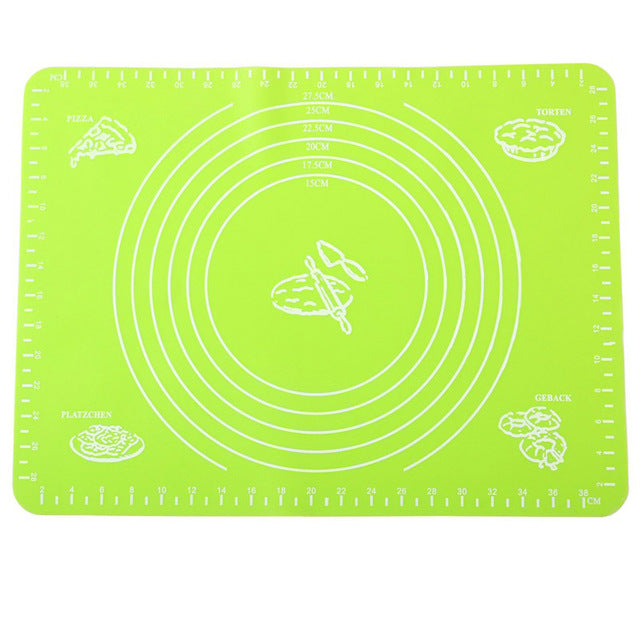Non-Stick Silicone Cooking Mat