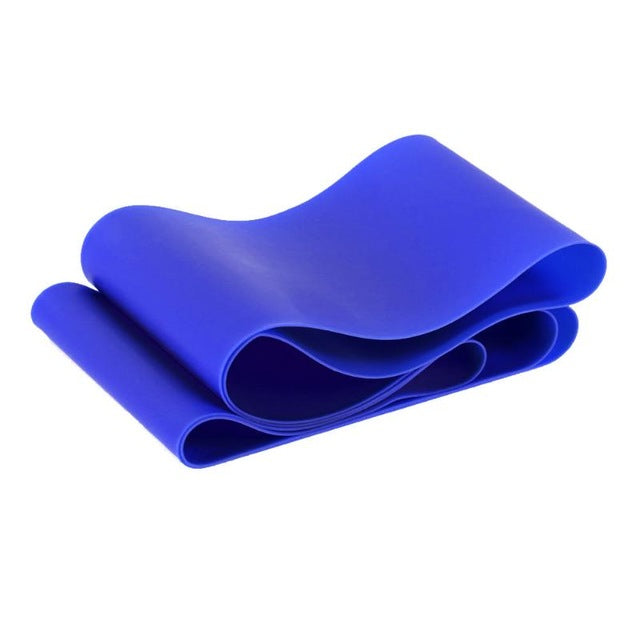 4 Levels Natural Latex Resistance Bands