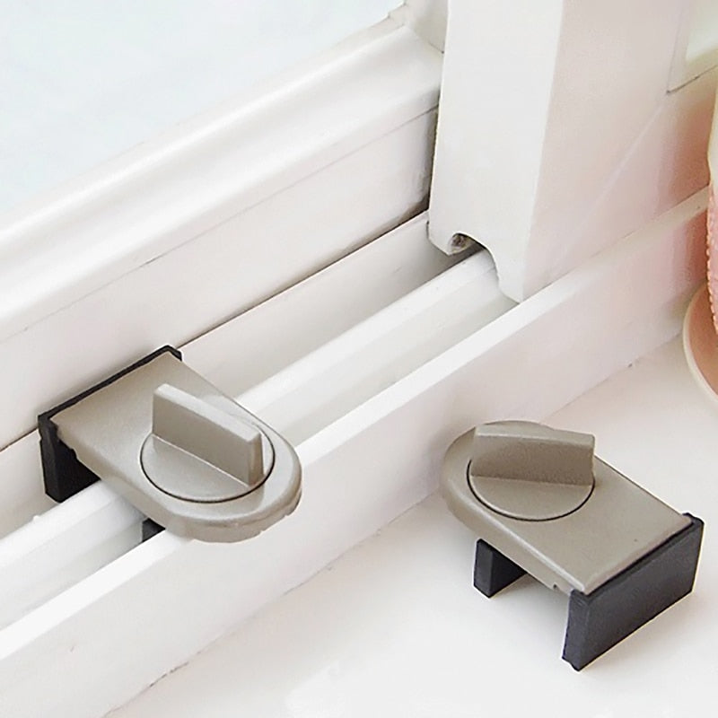 Sliding Window Safety Lock