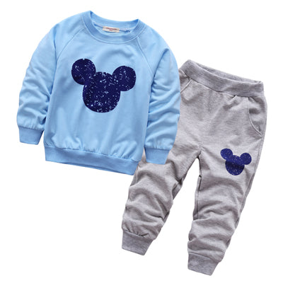 Mickey Minnie Mouse Unisex Clothes
