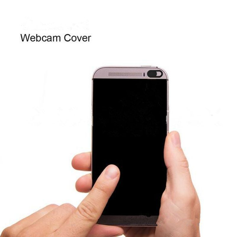 High Quality WebCam Cover Shutter Magnet Slider Plastic Camera Cover For Web Laptop iPad PC Mac Tablet Privacy