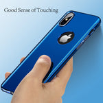 360 Degree Mirror Plating iPhone Case