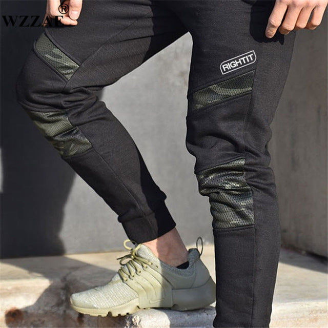 Camouflage | Sweatpant | Fitness | Male | Pant | Men | New
