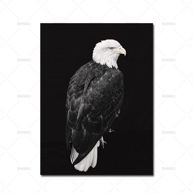 Nordic poster canvas Wall art animal canvas painting home deor Wall Pictures print  for Living Room Art  Pictures morden print