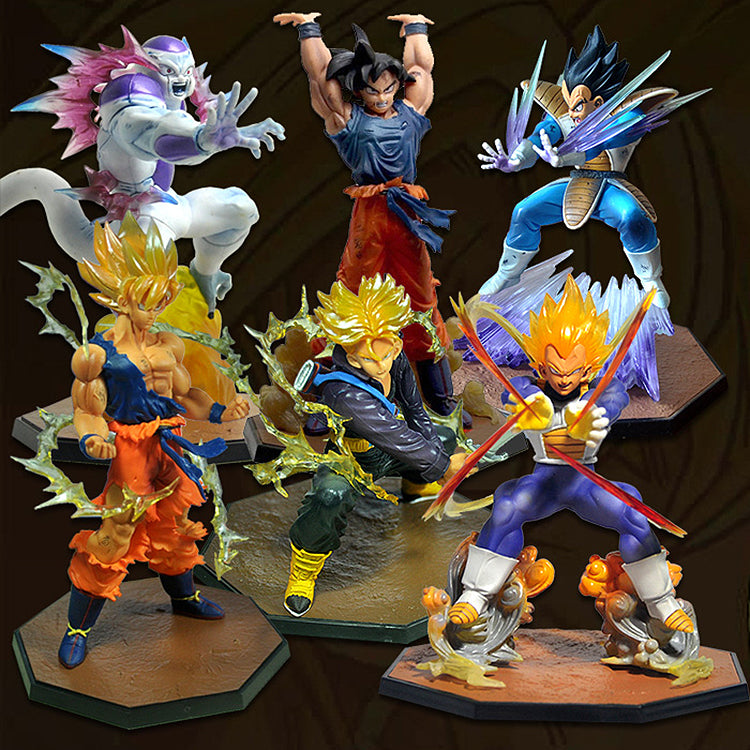 Dragon ball Action Figure Collectibles