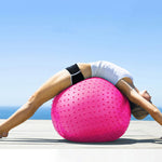 Anti-Slip Fitness Yoga Ball - 25 in.