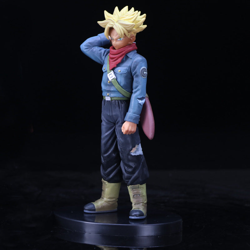 Dragon Ball Figure Trunks
