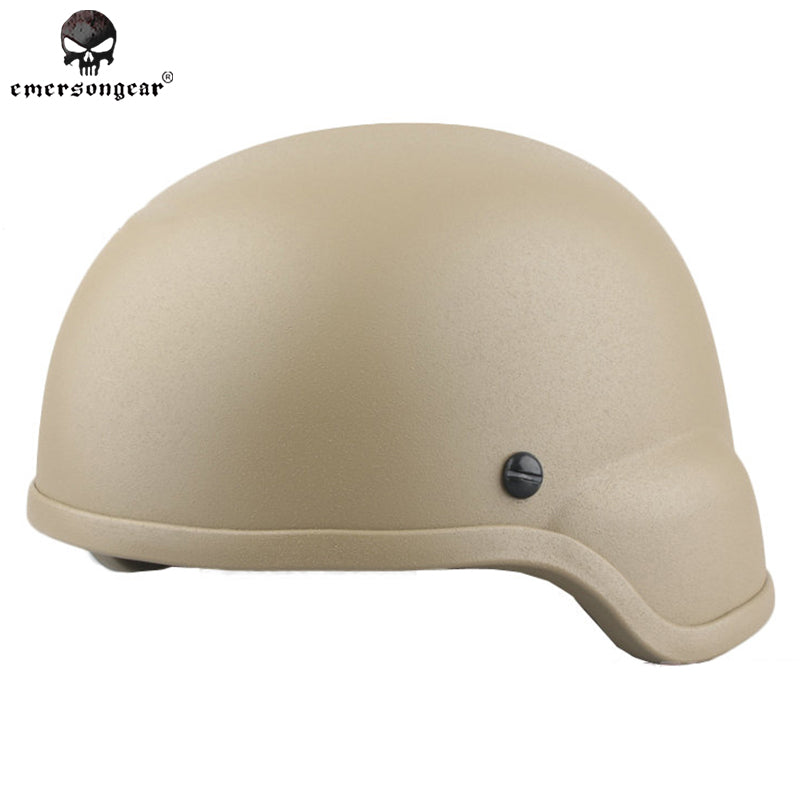 Emersongear ACH MICH 2000 Tactical Helmet Airsoft Military Olive Drab Combat Gear EM8975
