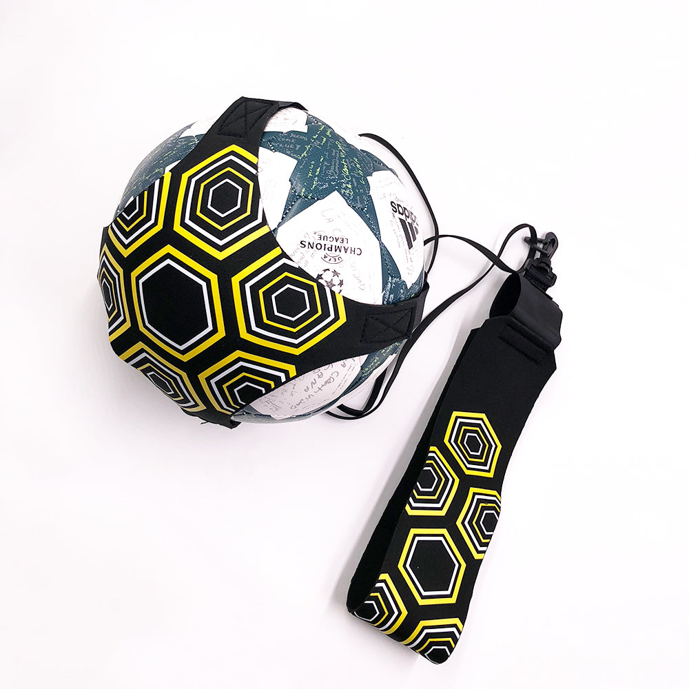 Top quality Soccer ball Solo Kick belt Trainer Training Equipment Trainer football kinetic elastic cord stretches