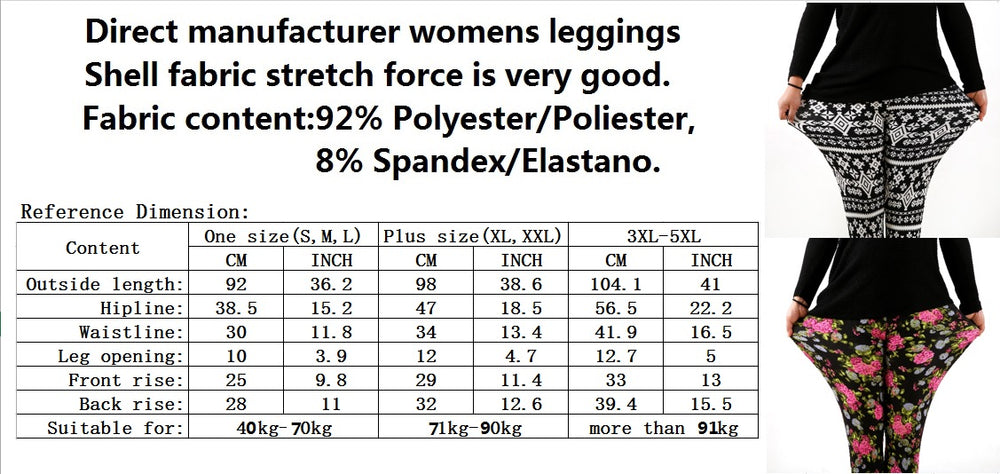 988fashion womens bottoms high elastic pants capris comfortable plus leggings american style popular print xxl