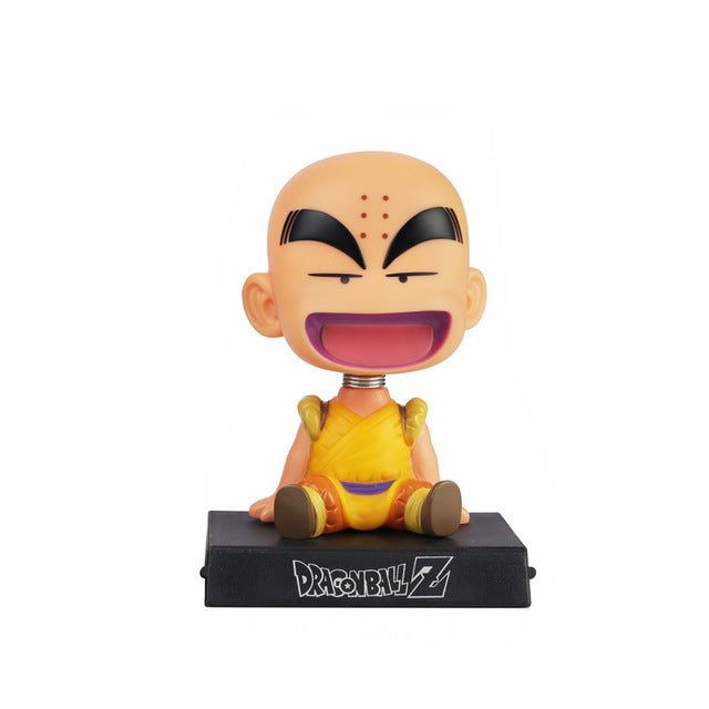 Dragon Ball Z Action Figure Bobblehead