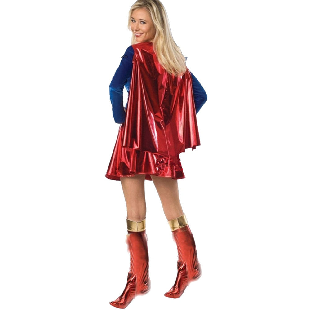 Women's Superwoman Costume