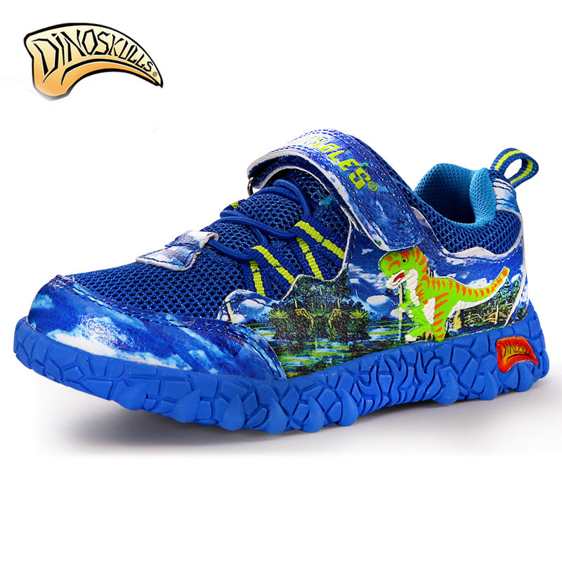Dinoskulls Kids Breathable Sneakers