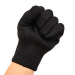 2 Pack: Breathable Steel Wire Anti-Cut Safety Gloves