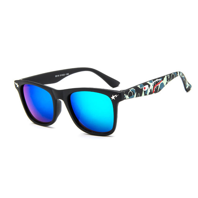 Kids Camouflage Sunglasses