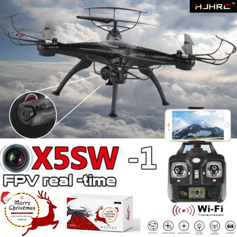 Lensoul 4-Axis Drone RC Quadcopter 2MP 4-Axis Quadcopter RC LCD Display 360 degrees Roll Helicopter Aircraft Remote Control Toys