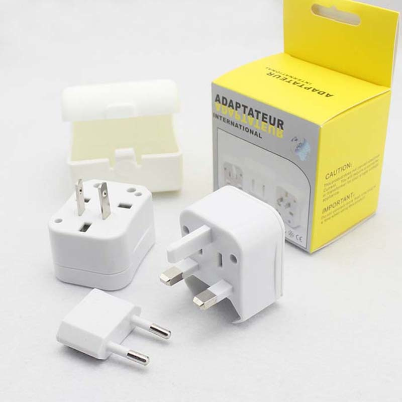 Global Universal Travel Power Socket Adapter US/AU/EU/UK