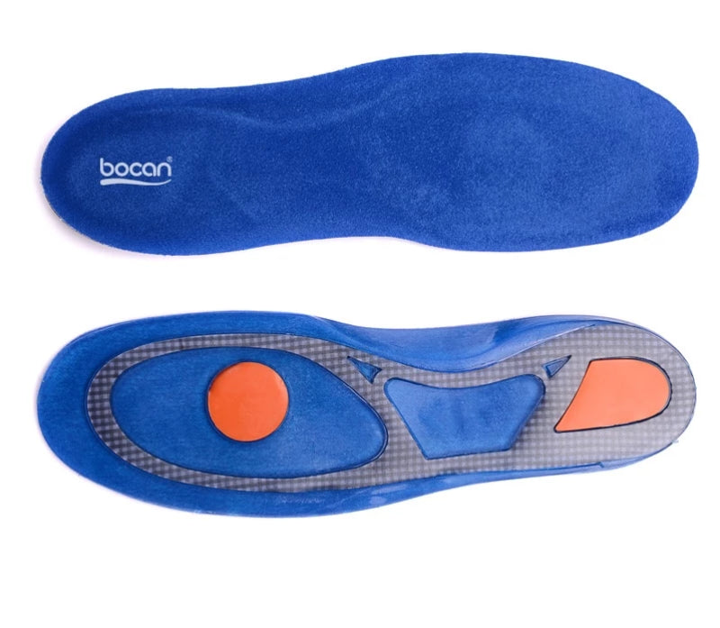 Silicone Gel Orthopedic Shoe Insoles
