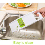 Creative 5-in-1 Adjustable Mandoline Vegetable Fruit Slicer Dicer Chopper Grater Kitchen Set