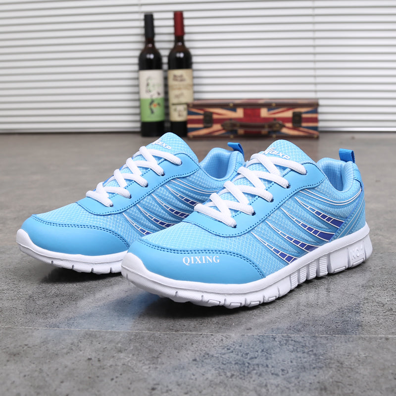 Women Running Shoes Light Outdoor Sport Shoes Sale Ladies Female Breathable Sneakers