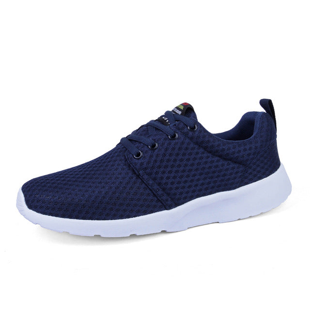 Men Shoes Fashion Mesh Breathable Spring/Autumn Mens Casual Shoes For Men Plus Size 39-47 Male Shoes Adult