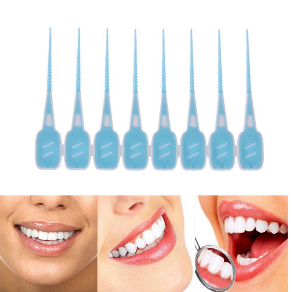 16 Piece: Dental Cleaning Brushes