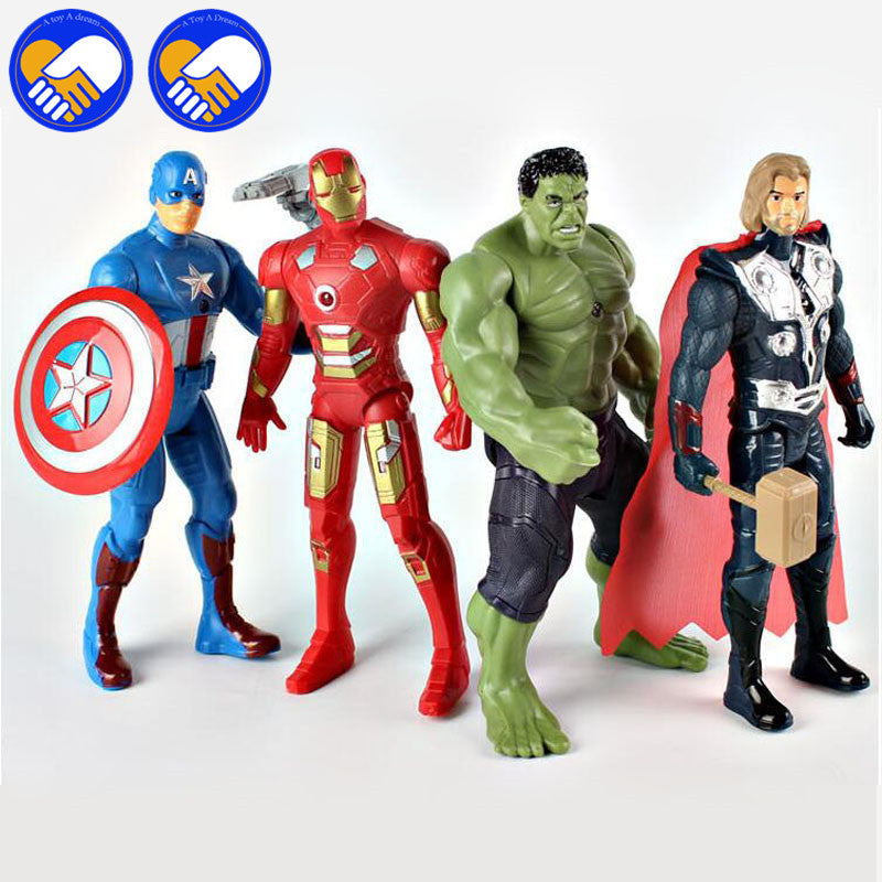 The Avengers Superhero Action Figures