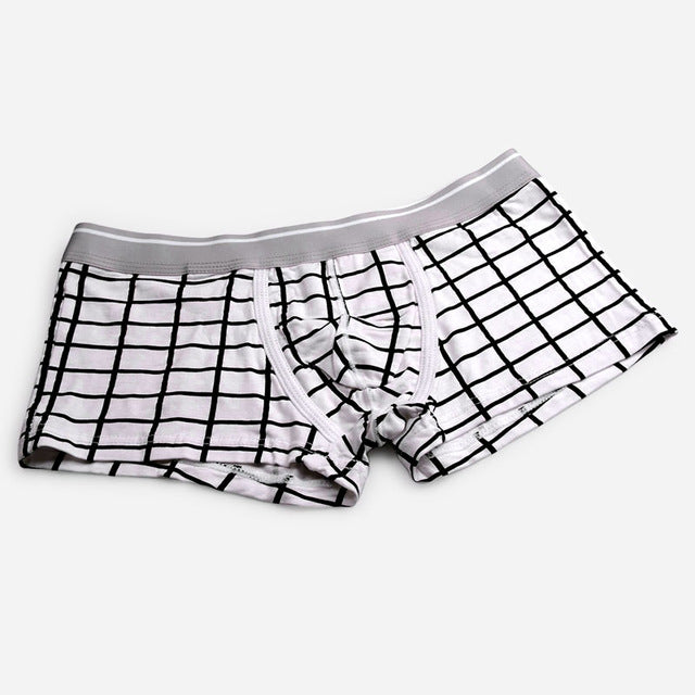 9thArea men male underwear Boxer shorts Personality Pattern sexy Style Modal Cotton men's underpants cueca boxer homme man