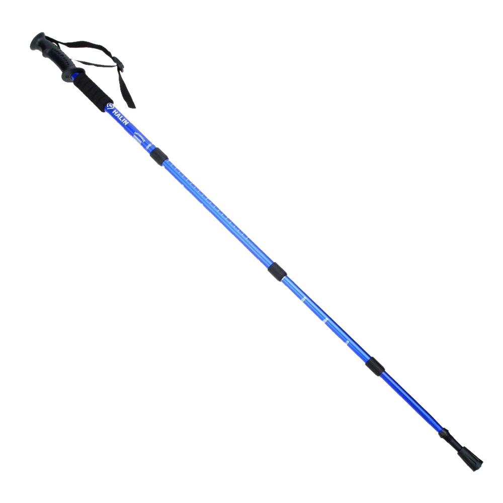 Aluminum Adjustable Anti-Skid Lightweight Hiking Walking Pole