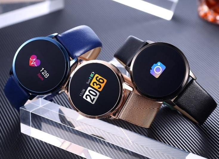 OLED Fitness Tracker Smart Watch