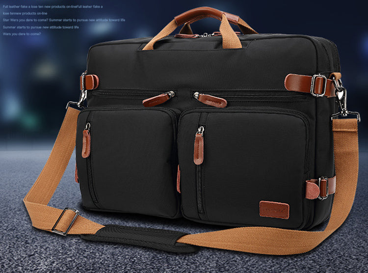 Men's Business Oxford Briefcase