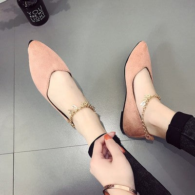 Women's Cute Spring & Summer Slip on Flat Shoes