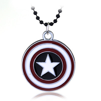 Avengers   Necklace   Jewelry   Panther   Pendant   Black   Men   New