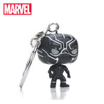 Black Panther Figure Keychain