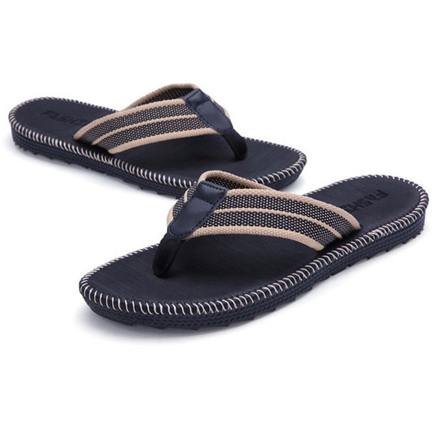 Fashion Beach Slippers Flip Flops Mens Slippers EVA Casual Men Shoes Summer Sapatos Hembre sapatenis masculino