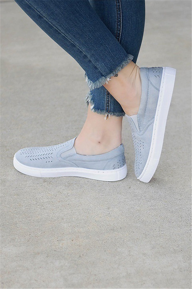 Summer Spring Women Flats Casual Solid Canvas Shoes Fashion Women Casual Shoes Breathable Ladies Flats Footwear DLD915