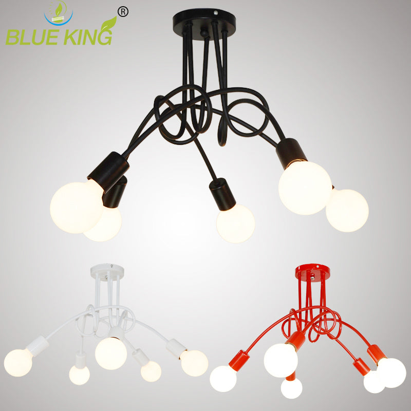 Vintage Look Ceiling Lights