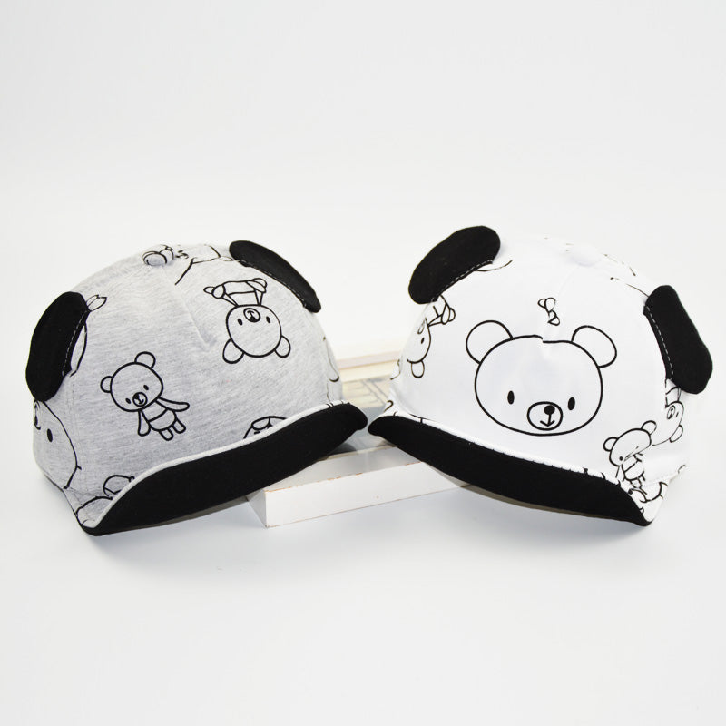 Kids Baby Bear Hat 6M-3Years