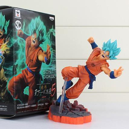 "Dragon Ball Z ""Resurrection F"" Action Figures"